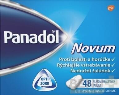 Panadol Novum 500 mg tbl 48