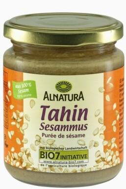 ALNATURA Tahini sezamová pasta 250g