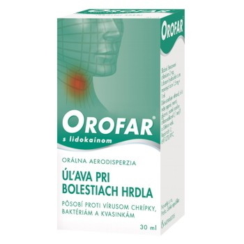 OROFAR spr 30ml