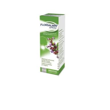 Florsalmin spray spr 25ml