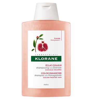 KLORANE Šampón s výťažkom z granátového jablka 200 ml 200ml