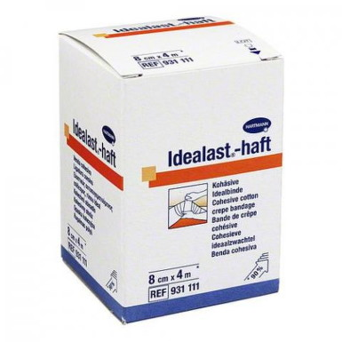 IDEALAST-HAFT 8cmx4m 1ks