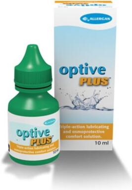 Optive Plus očný roztok 10ml