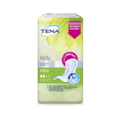 TENA Lady Slim mini 20 kusov