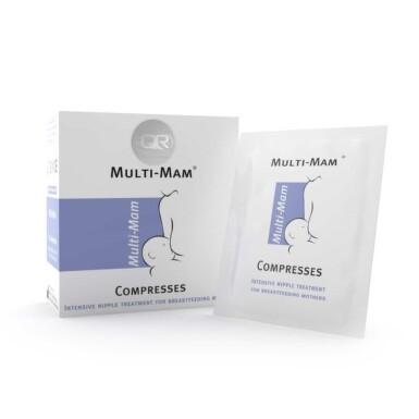 MULTI-MAM Compresses nelepivé obklady 12 kusov