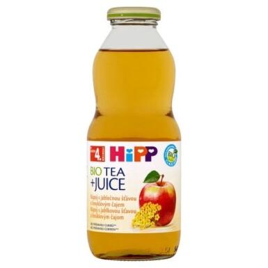 HiPP Čaj a ovocie, jablková šťava s feniklovým čajom 500 ml