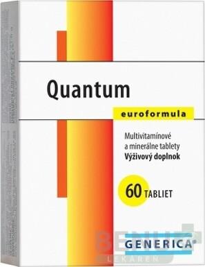GENERICA Quantum Euroformula tbl 60