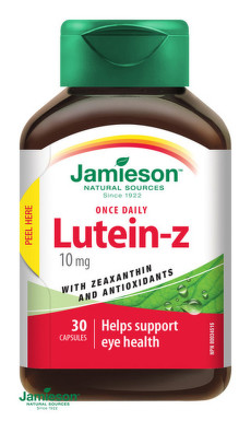 JAMIESON Lutein-Z™ 30 cps. cps 30