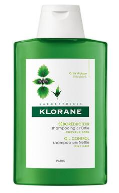 KLORANE Šampón s výťažkom zo žihľavy 200 ml 200ml