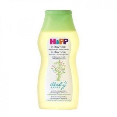 HiPP BabySANFT Pleťový olej 200ml