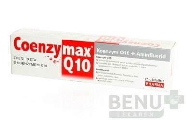 Dr. Müller COENZYMAX Q10 ZUBNÁ PASTA 75ml