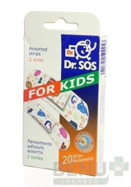 Dr. SOS INFANTIL 1x20 ks 20ks