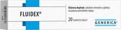 GENERICA FLUIDEX tbl eff 20