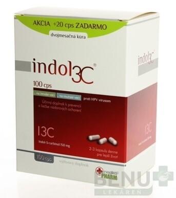 INDOL3C cps 100+20zdarma 2