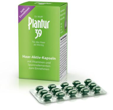 Plantur 39 Aktívne kapsule cps 60