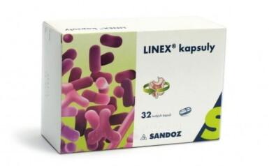 LINEX kapsuly cps 1x32ks (blis.Al/Al)