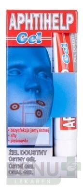 GORVITA APHTIHELP ústny gél 1x10 g 10g