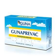 GUNAPREVAC gra 6x1g