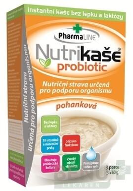 Nutrikaša probiotic - pohanková 3x60g