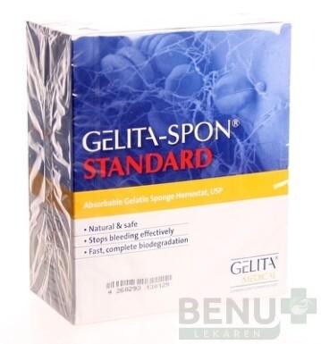 GELITA-SPON DENTAL CUBE 50ks