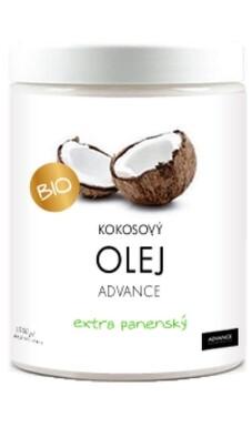 ADVANCE Kokosový olej BIO 1000ml