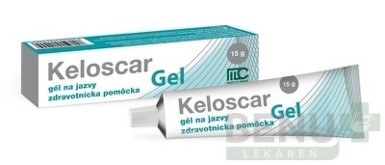 Keloscar Gel 15g