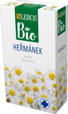 LEROS BIO RUMANČEK kvet 1x50 g 50g
