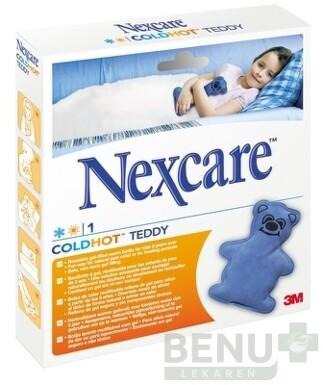 3M Nexcare Coldhot Teddy 1ks