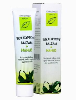 HANUS EUKALYPTOVY BALZAM 50g