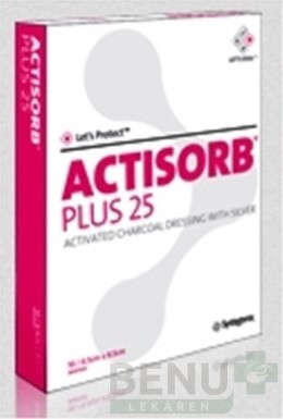 ACTISORB PLUS 25 1ks