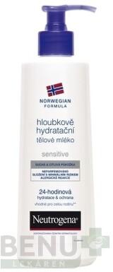 NEUTROGENA NR Hĺbkovo hydtratačné telové mlieko 250ml