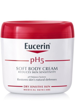 Eucerin pH5 Telový krém 450ml