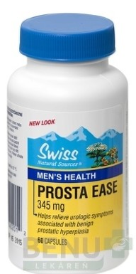 SWISS Prosta Ease 345 mg cps 60x345mg