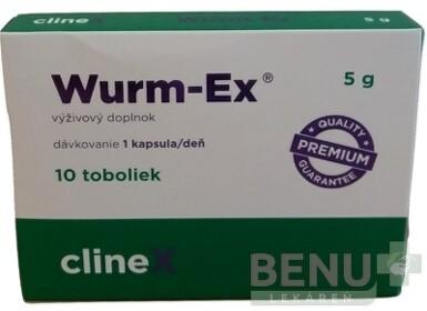 Wurm-Ex cps 1x10 ks cps 10
