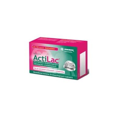 FARMAX ActiLac cps 20+10 zdarma
