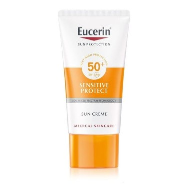 EUCERIN Sun sensitive protect SP 50+ krém na tvár 50 ml