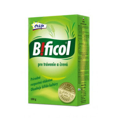 ASP Bificol rozpustná vláknina 150 g