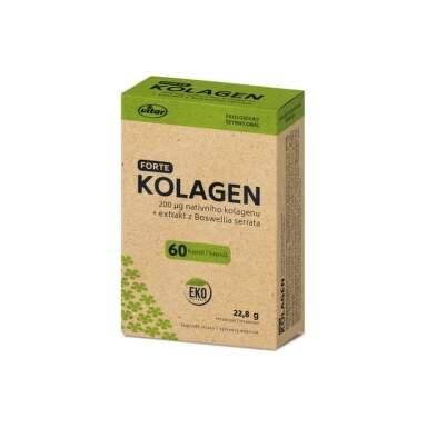 VITAR Kolagén forte + extrakt z Boswellia serrata EKO 60 cps