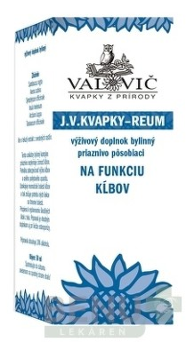 J.V. KVAPKY - REUM 50ml
