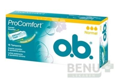o.b. ProComfort Normal 16ks 16ks