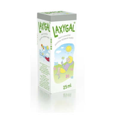 LAXYGAL gto por 25ml/187,5mg