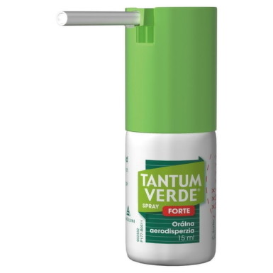 TANTUM VERDE SPRAY FORTE aer ora 15ml