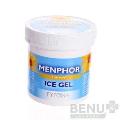 FYTONA MENPHOR ICE GÉL arnikový 250g