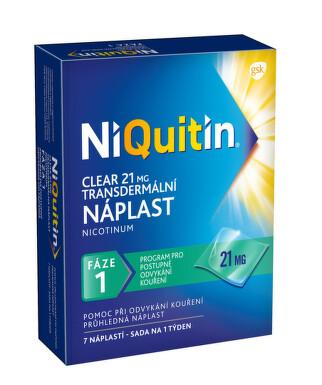 NiQuitin Clear 21 mg emp tdm 7x21mg