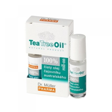 Dr. Müller Tea Tree Oil 100% čistý ROLL-ON 4ml