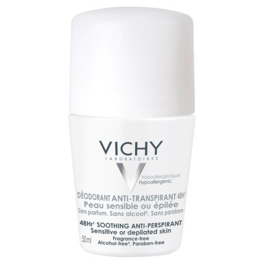 VICHY DEODORANT ANTI-PERSPIRANT 48H Roll-on 50ml
