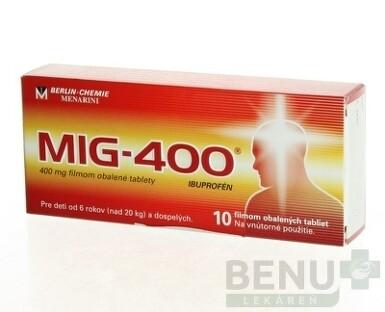 MIG-400 tbl flm 10x400mg