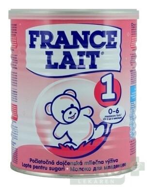 FRANCE LAIT 1 1x400 g 400g 2