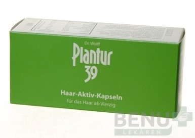 Plantur 39 Aktívne kapsule cps 60 2