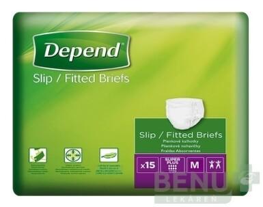 DEPEND Slip SUPER PLUS M 15ks